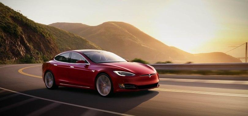 Tesla Model S from the press release site https://www.tesla.com/en_GB/presskit